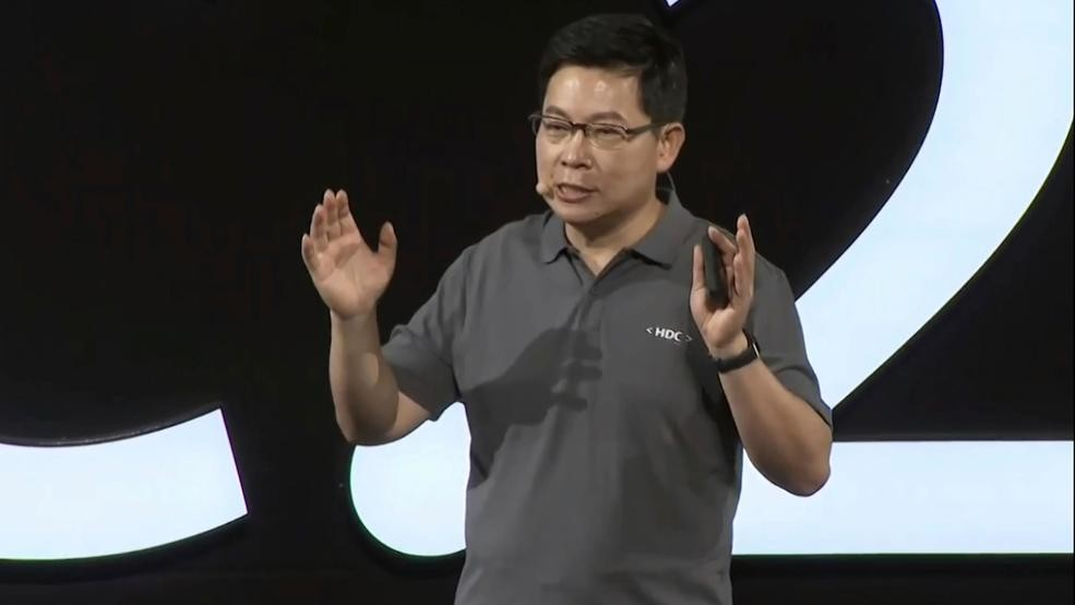 Huawei unveils phone system that could replace Android | WVAH