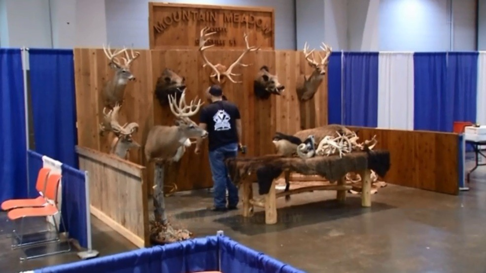 West Virginia Hunting and Fishing Show returns this weekend
