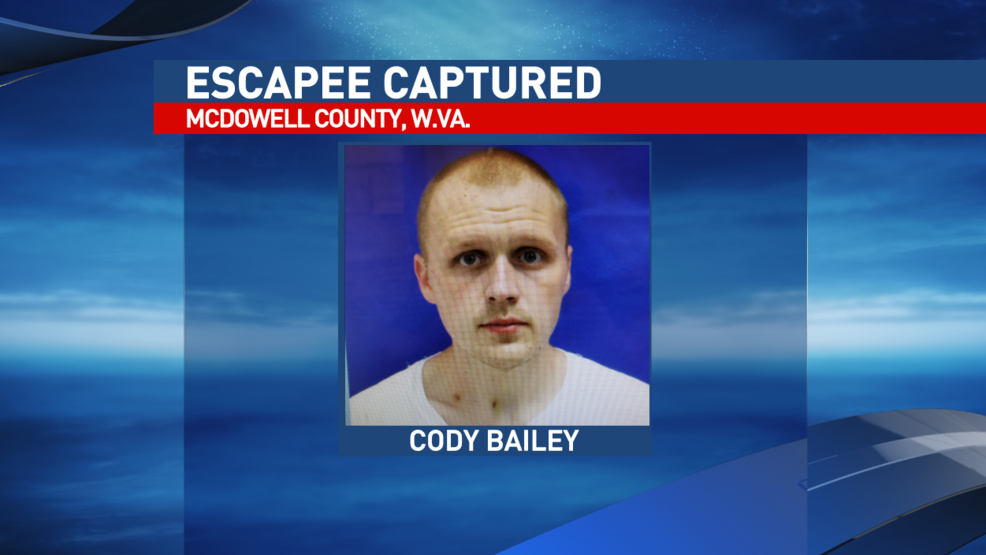 McDowell man who escaped from magistrate court taken into custody