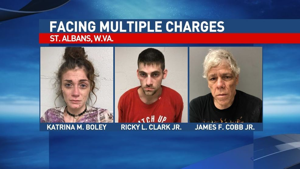 Kanawha deputies arrested three people during search of St  Albans