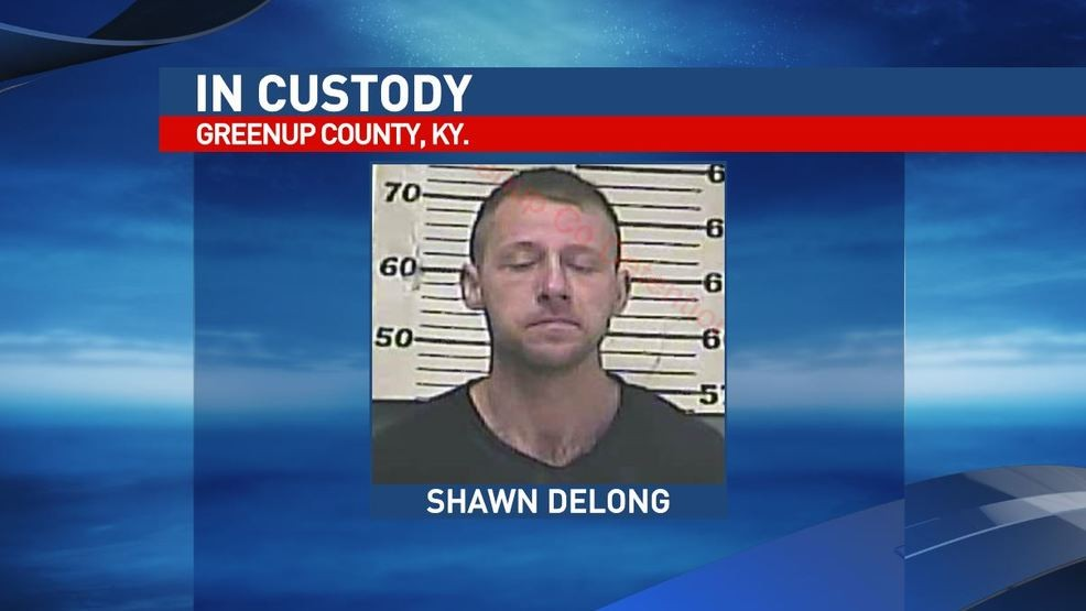 Man wanted by U S  marshals arrested in Greenup County, Ky  | WVAH