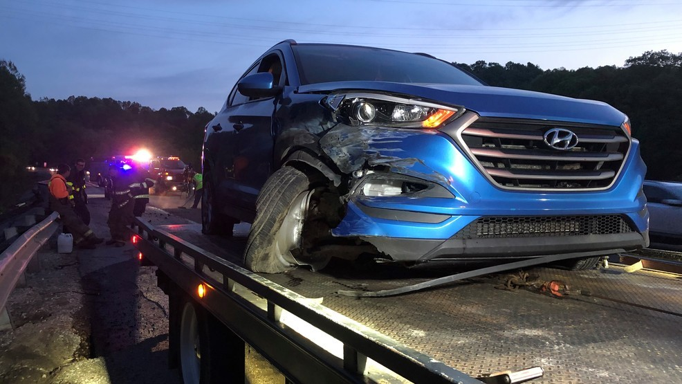 One person taken to hospital after crash on I-64 | WVAH